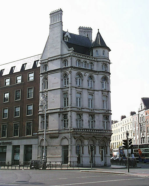 1894 &#8211; No.22 Westmoreland Street, Dublin