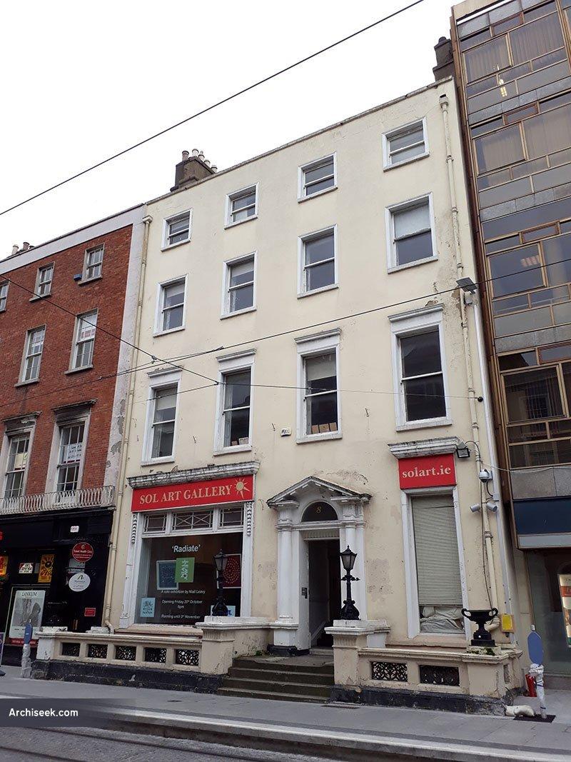 No 8 Dawson Street Dublin Archiseek Irish Architecture