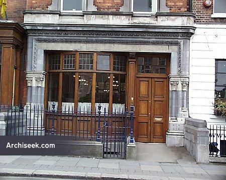 1906 – RIAC, Dawson Street, Dublin