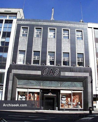 1928 – Dublin Gas Company, D'Olier Street, Dublin