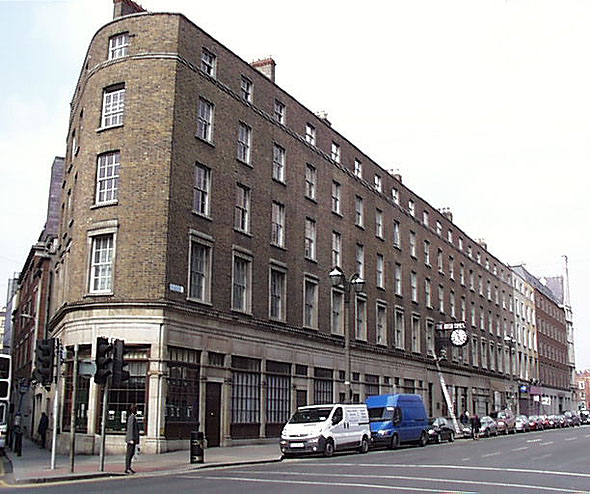 First view: plans for former offices of The Irish Times