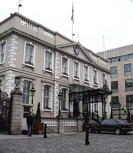 1715 – Mansion House, Dawson Street, Dublin
