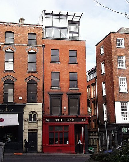 1860s – The Oak, Dame Street, Dublin