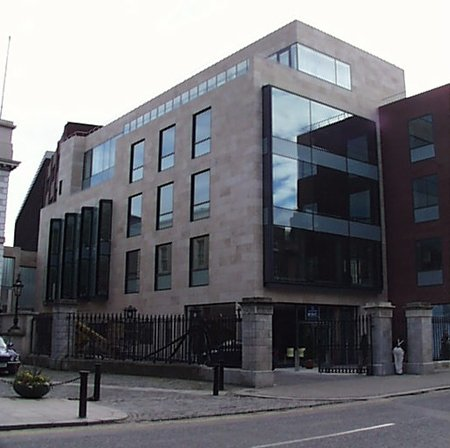 2002 &#8211; Joshua Dawson House, Dawson Street, Dublin