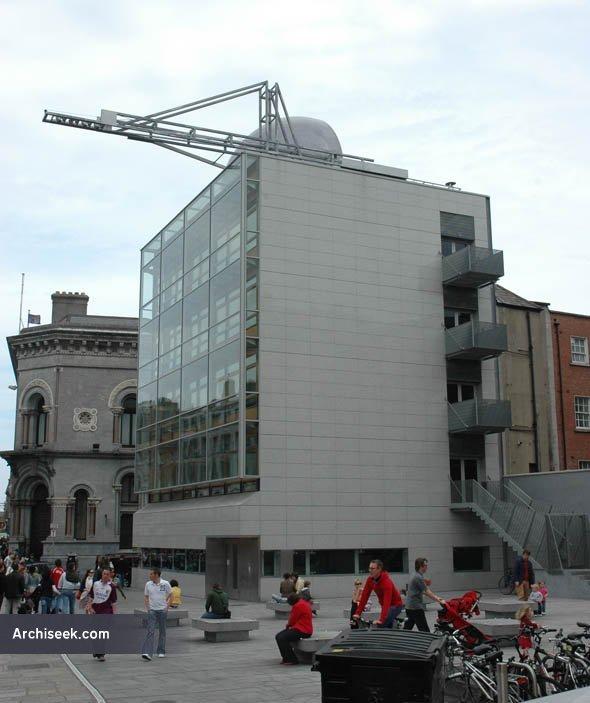 2006 – 3 Palace Street, Dublin