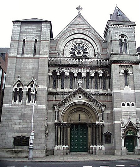 1868 – St. Ann's Church of Ireland, Dawson Street, Dublin