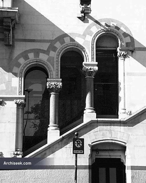 1868 – Trinity Arch Hotel, Dame Street, Dublin
