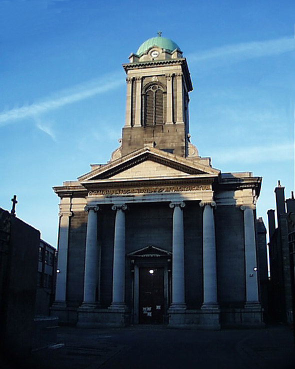 1834 &#8211; St Nicholas of Myra, Francis Street, Dublin