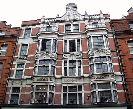 1912 – Nos.102-3 Grafton Street, Dublin