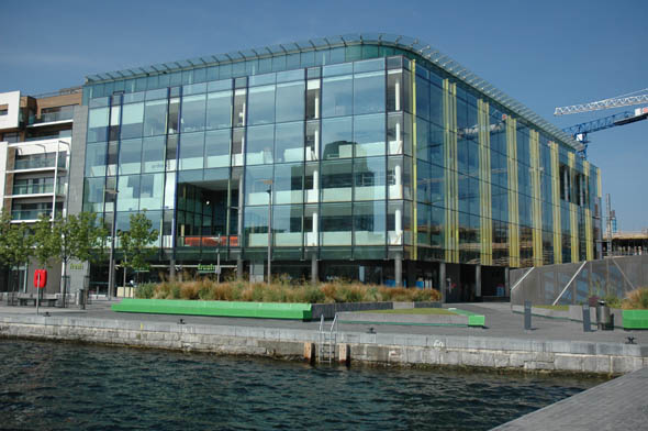 2007 – No.1 Grand Canal Square, Grand Canal Quay, Dublin