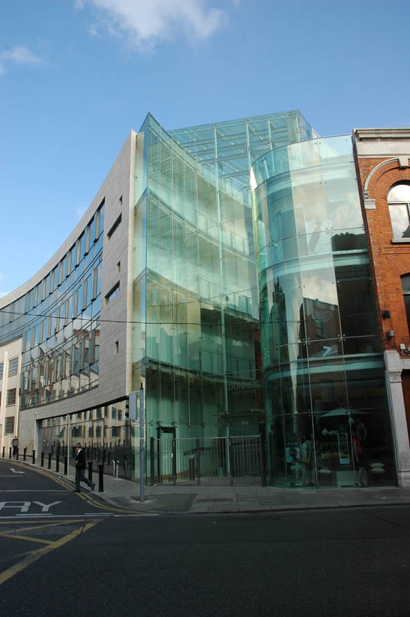 2007 &#8211; Dunnes Stores HQ, South Great George&#8217;s Street, Dublin