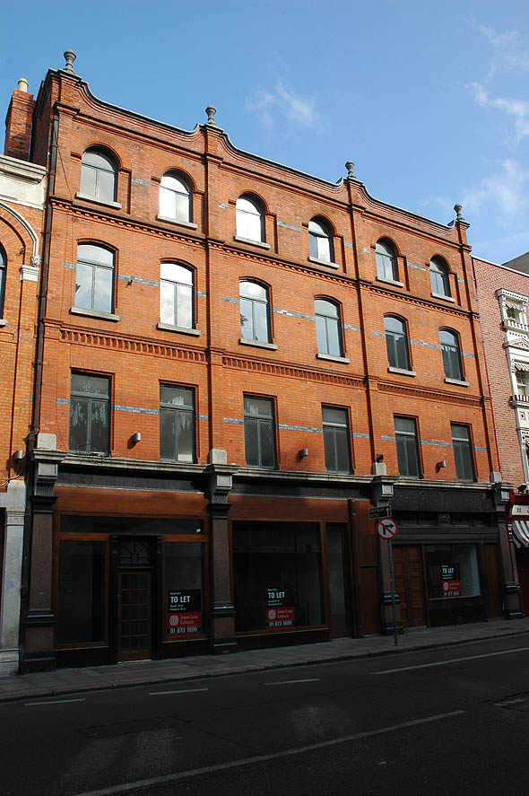 1906 &#8211; Nos. 48-50 South Great George&#8217;s Street, Dublin