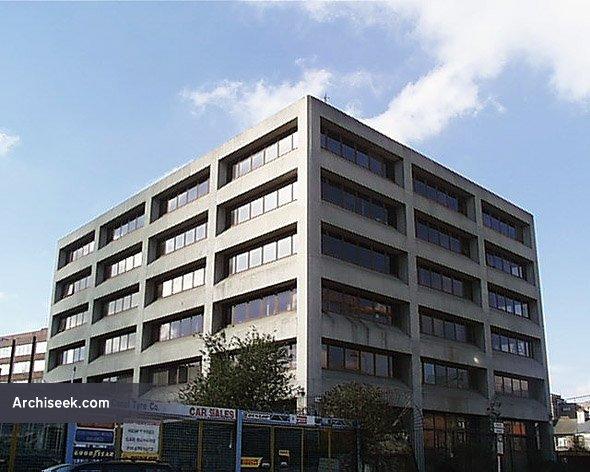 1972 – McInerney Block, Grand Canal Street, Dublin