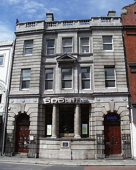 1929 &#8211; Former Bank, South Great George&#8217;s Street, Dublin