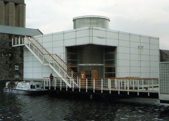 1994 – Irish Waterways Visitor Centre, Grand Canal Docks, Dublin