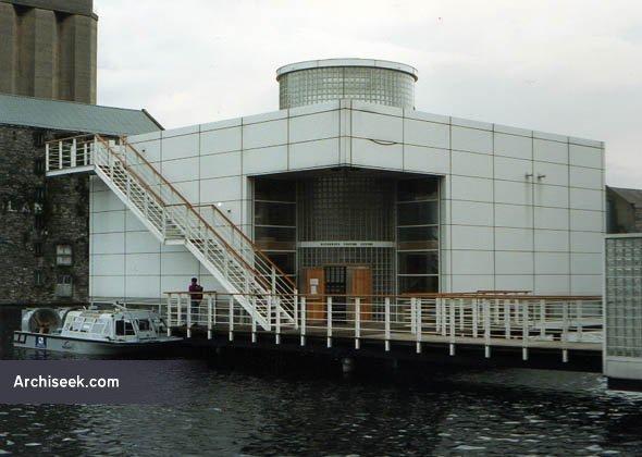 1994 – Irish Waterways Visitor Centre, Grand Canal Docks, Dublin