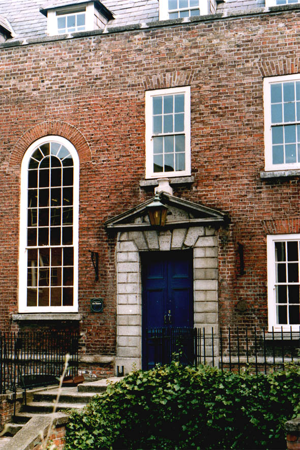 1706 – Tailor's Hall, High Street, Dublin