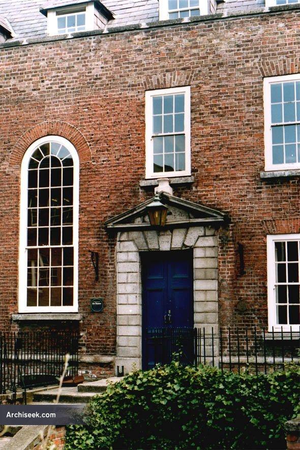 1706 – Tailor's Hall, High Street, Dublin
