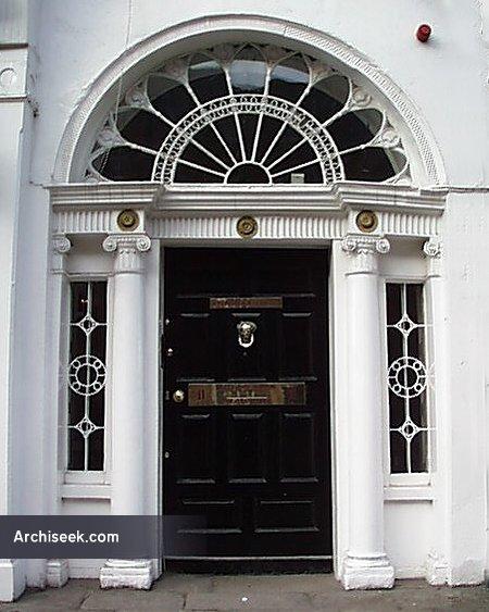 1776 – Harcourt Street, Dublin