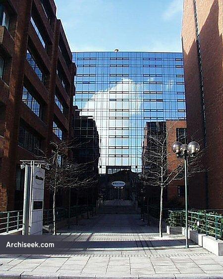 1991 – Harcourt Centre, Harcourt Street, Dublin