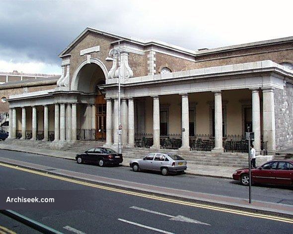1859 – Former Harcourt Street Station, Dublin