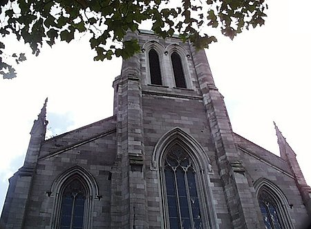 1854 &#8211; St James&#8217; Church, James Street, Dublin