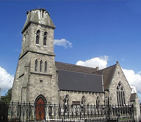 1861 &#8211; Former Church of Ireland, James Street, Dublin