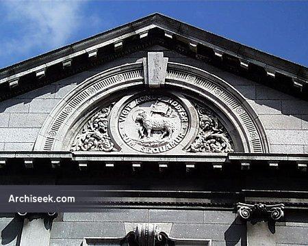 1922 – Former Moravian Church, Kevin Street, Dublin