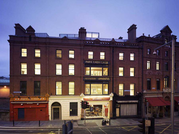 2010 – Dublin Dental Hospital, South Leinster St., Dublin
