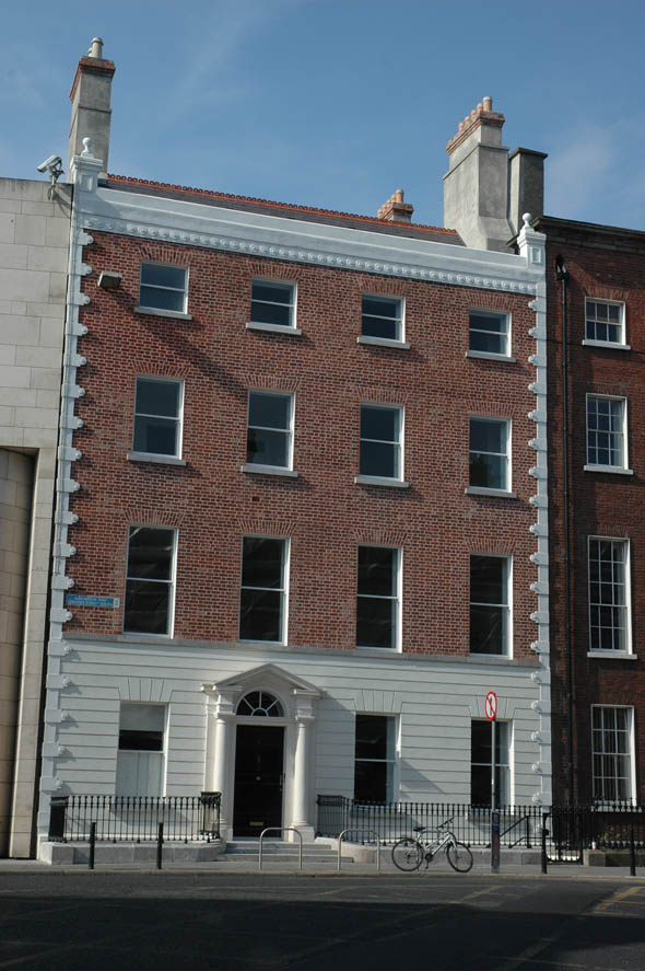 1750 – No.5 South Leinster Street, Dublin