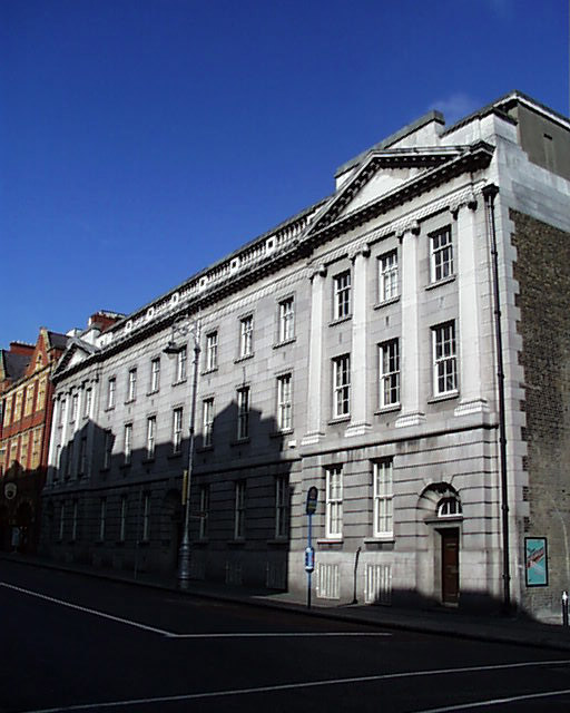1915 &#8211; Revenue Commissioners, Lord Edward Street, Dublin