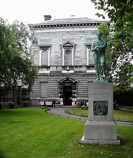 1859 – Natural History Museum, Merrion Square, Dublin