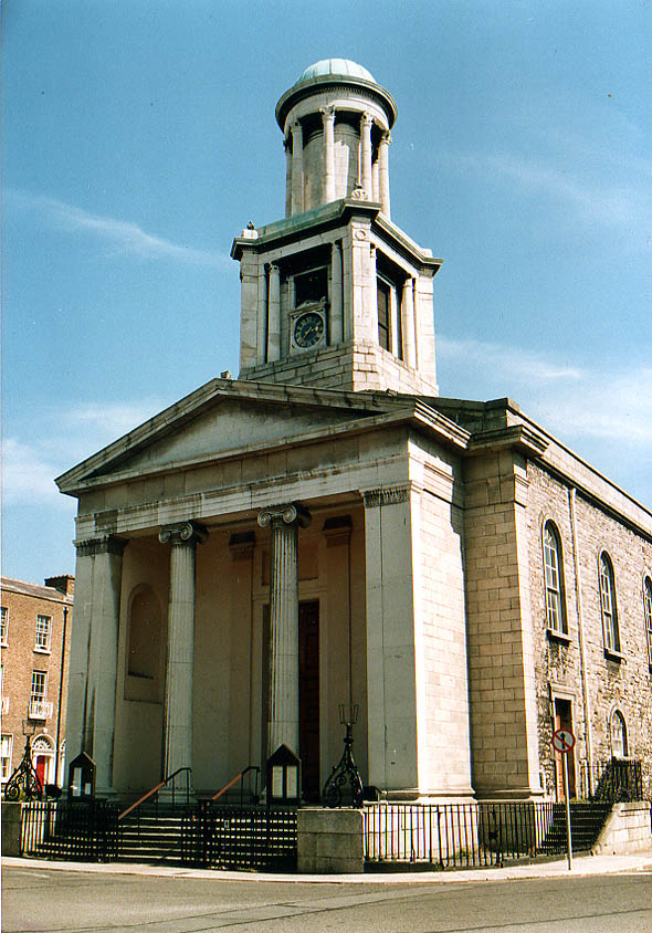 1821 – St Stephen's Church of Ireland, Mount Street, Dublin