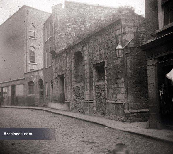 1707 – St. Nicholas Within, Nicholas St., Dublin