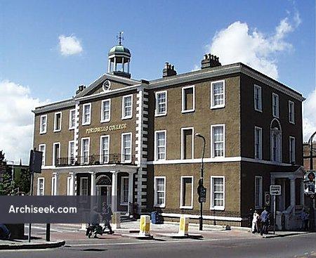 1807 – Grand Canal Hotel, Portobello, Dublin