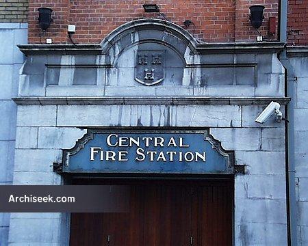 1906 – Former Fire Station, Tara Street, Dublin