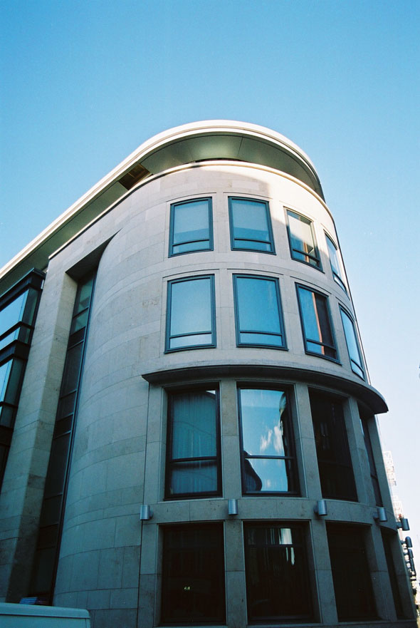 2003 &#8211; Goldsmith House, Pearse Street, Dublin