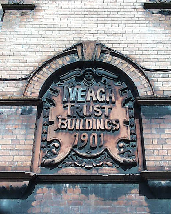 1904 &#8211; Iveagh Trust Housing, Patrick Street, Dublin