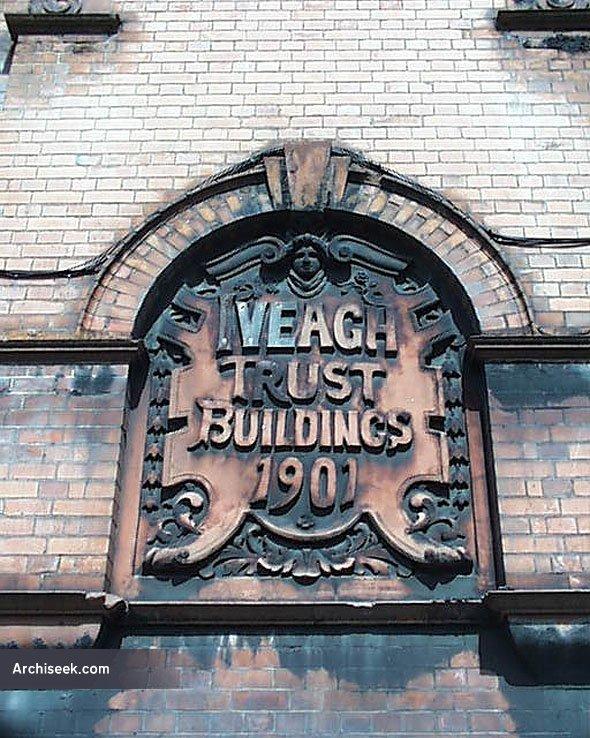 1904 – Iveagh Trust Housing, Patrick Street, Dublin