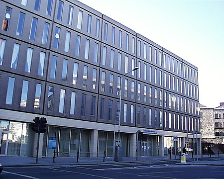 1972 – Oisin House, Pearse Street, Dublin