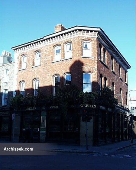 1885 – O'Neill's, Pearse Street, Dublin