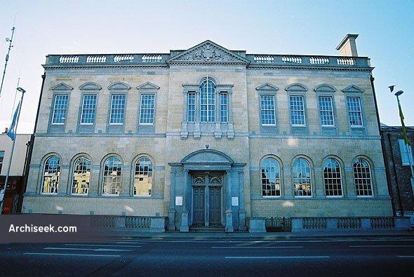 1909 – Gilbert Library, Pearse Street, Dublin