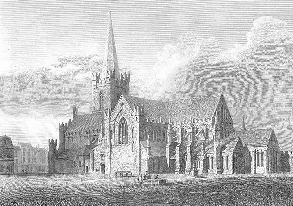 1191 &#8211; St Patrick&#8217;s Cathedral, Patrick Street, Dublin