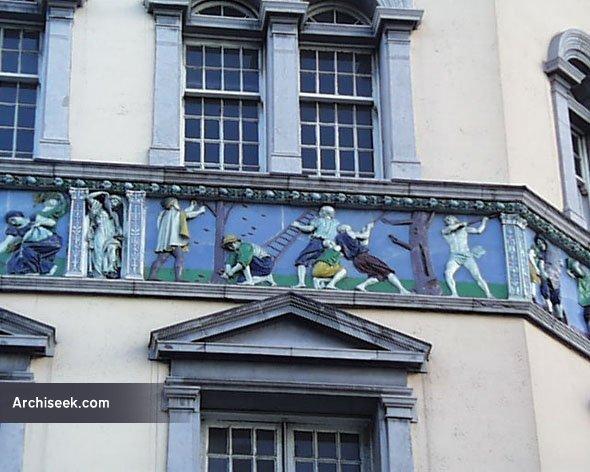 1902 – Sunlight Chambers, Parliament Street, Dublin