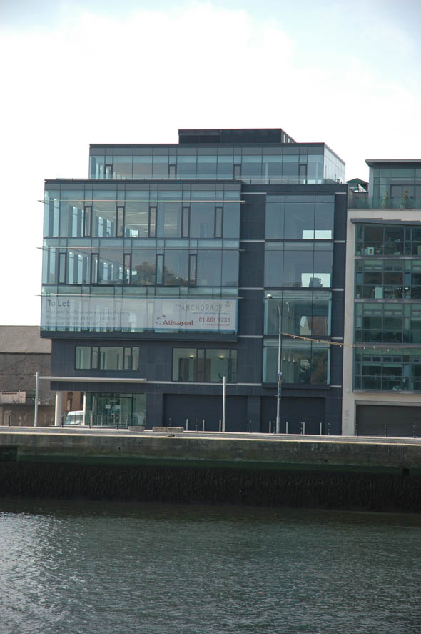 2006 &#8211; The Anchorage, Sir John Rogerson&#8217;s Quay, Dublin
