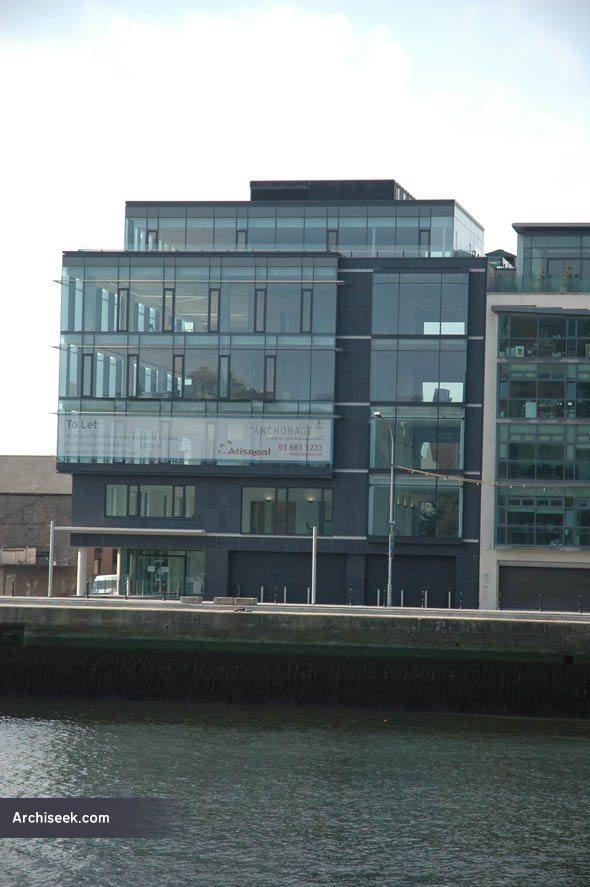 2006 – The Anchorage, Sir John Rogerson's Quay, Dublin