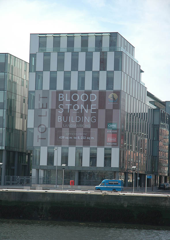 2006 &#8211; Blood Stone Building, Sir John Rogerson&#8217;s Quay, Dublin