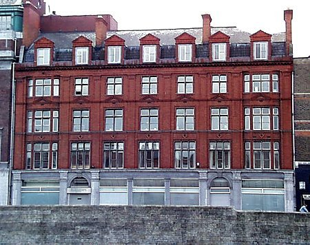1886 – Dollard House, Wellington Quay, Dublin