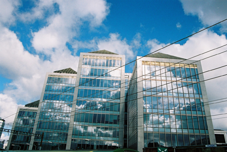 2003 – Georges Quay Offices, Dublin