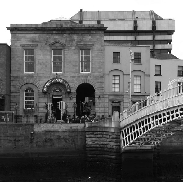 1821 – Merchant's Hall, Wellington Quay, Dublin